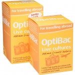 Optibac Probiotic For Travelling Abroad Capsules